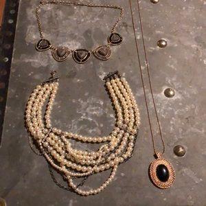 Jewelry - Statement Necklace Bundle